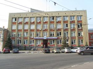 Администрация Волжского района